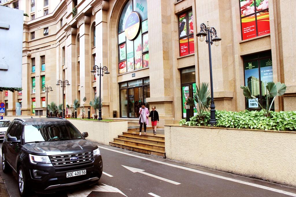 Cận cảnh chung cư có hành lang rộng và đẳng cấp hàng đầu Việt Nam 1