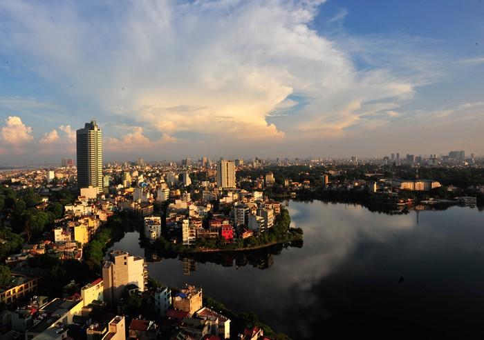 Hồ Tây: Khu vực đáng sống nhất Hà Nội
