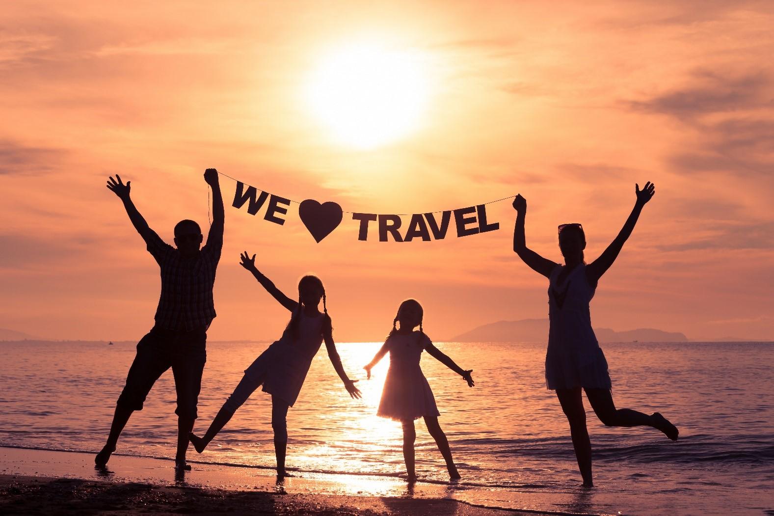 Xu hướng du lịch nghỉ dưỡng đón năm mới