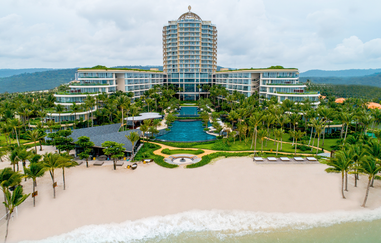 InterContinental Phu Quoc Long Beach Resort đạt cú đúp 3 giải thưởng danh giá tại WTA 2018 2