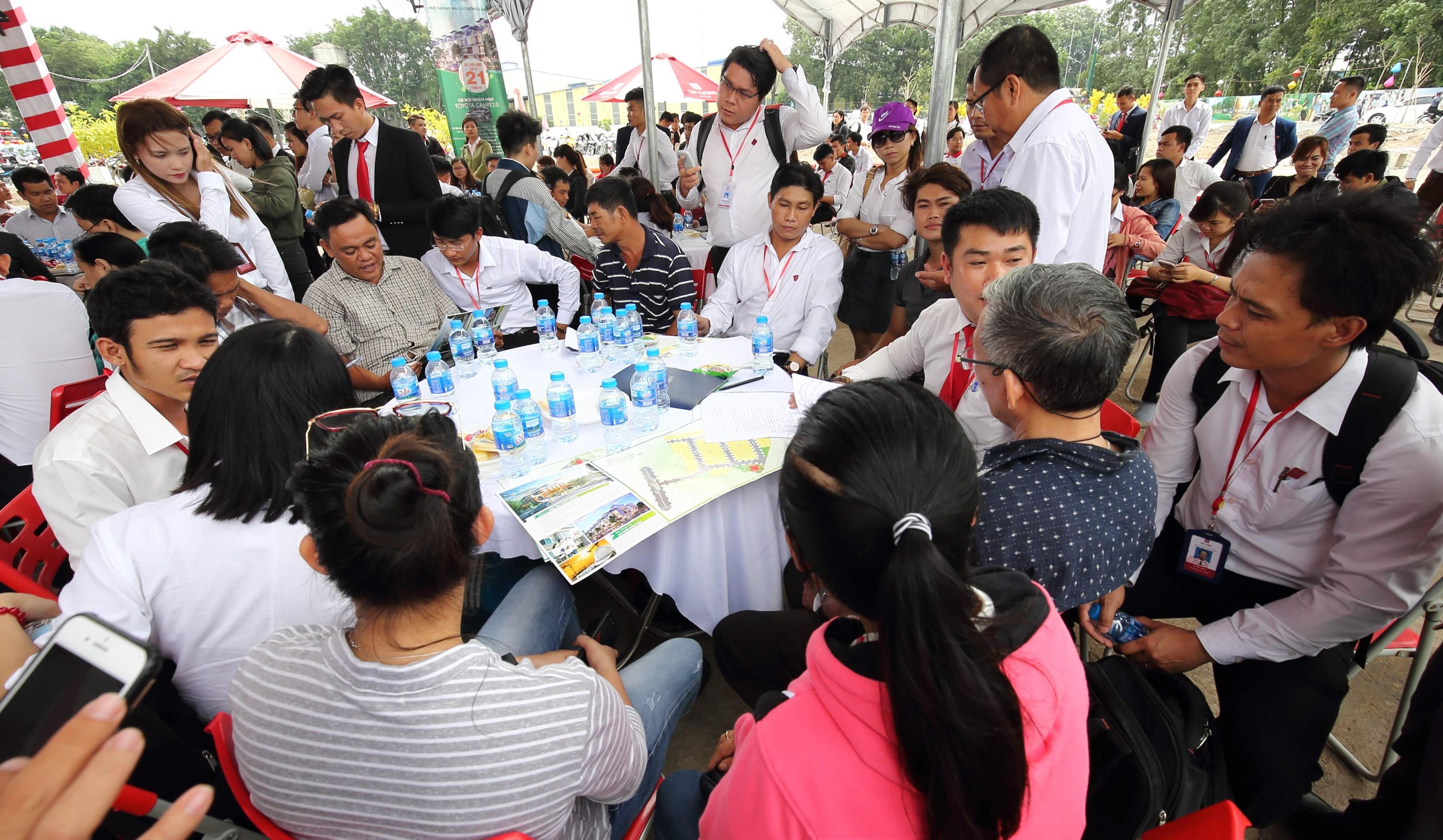 """Bất động sản Thị xã Thuận An, Bình Dương: """"Cơn khát"""" nguồn cung đất nền ngày càng tăng"""