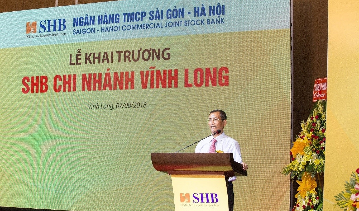 SHB khai trương chi nhánh mới tại Vĩnh Long 1