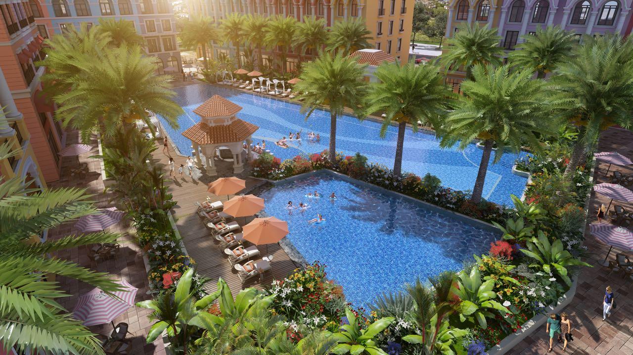 Địa ốc MGV phân phối độc quyền dự án Phu Quoc Marina Square 1