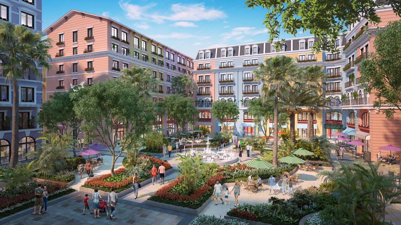Địa ốc MGV phân phối độc quyền dự án Phu Quoc Marina Square