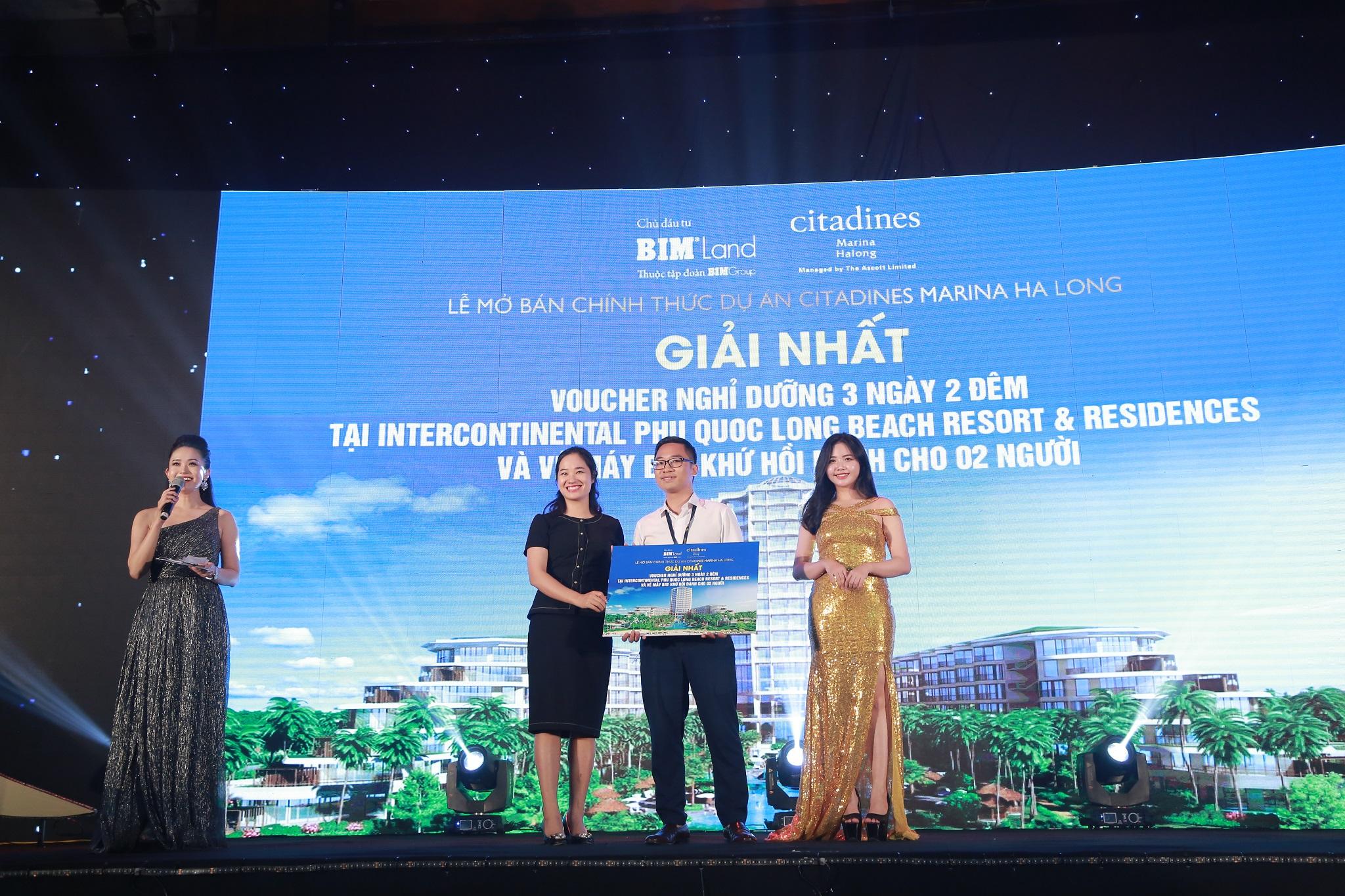 Chính thức mở bán dự án cao cấp Citadines Marina Halong 2