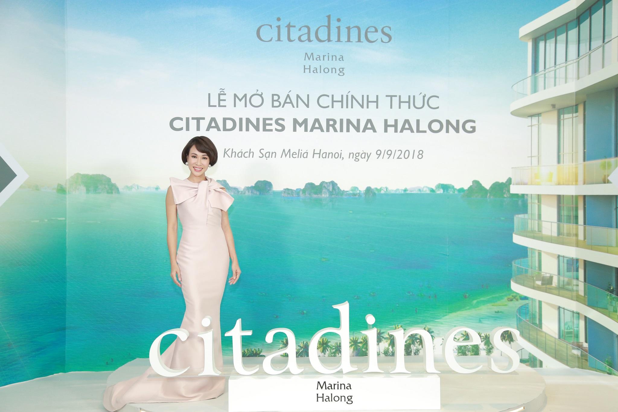 Chính thức mở bán dự án cao cấp Citadines Marina Halong 3