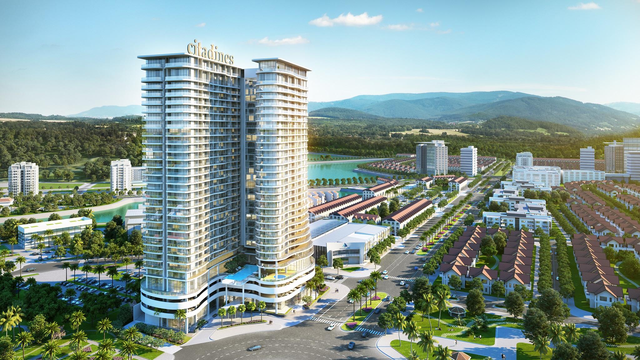Chính thức mở bán dự án cao cấp Citadines Marina Halong 4
