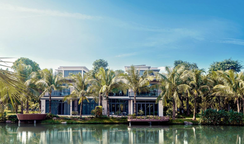 Khám phá nội thất xa xỉ của biệt thự triệu đô ở ngoại ô Hà Nội 10