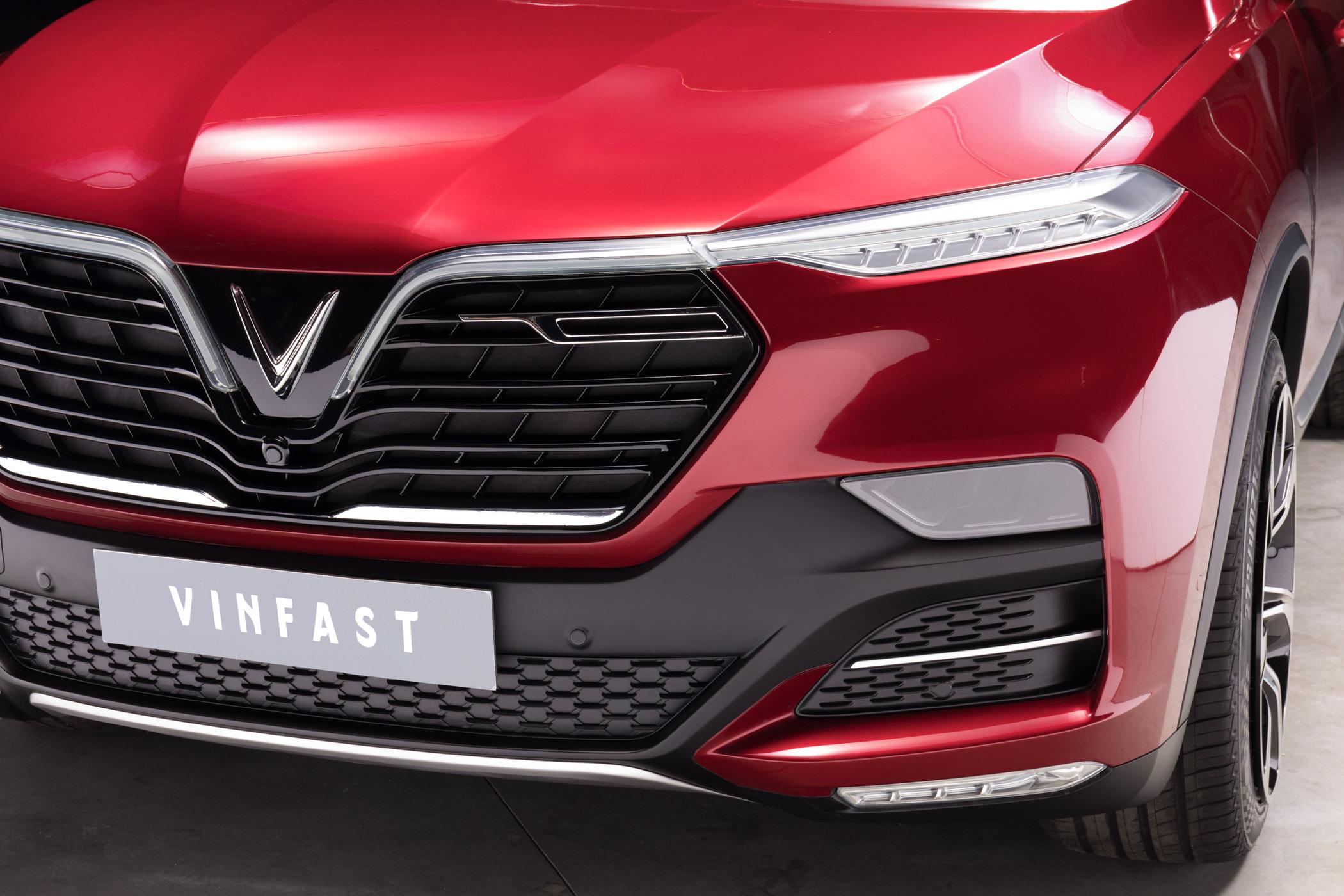Vinfast - Tôn vinh vẻ đẹp kiêu hãnh và tràn đầy năng lượng 3
