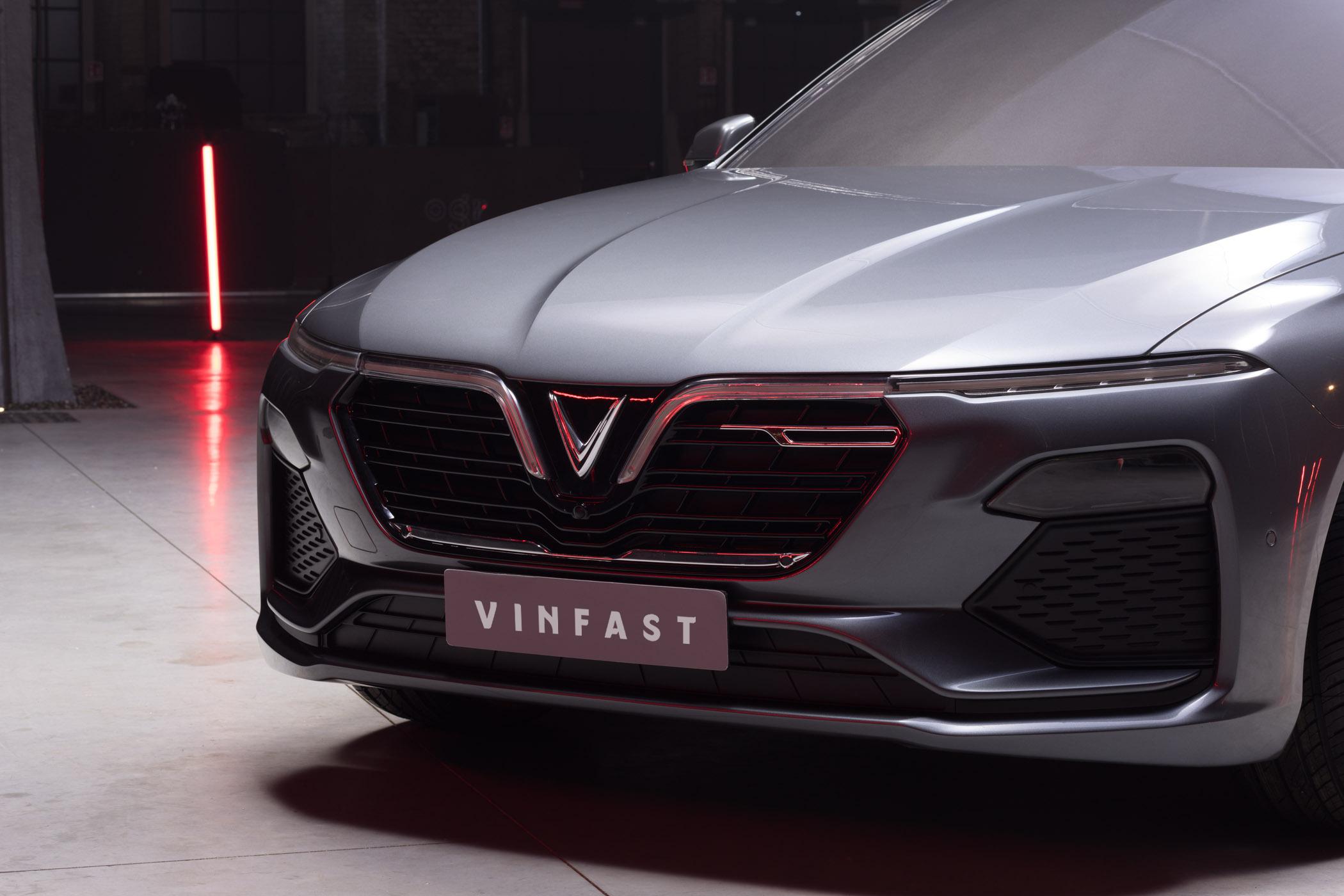 Vinfast - Tôn vinh vẻ đẹp kiêu hãnh và tràn đầy năng lượng 2