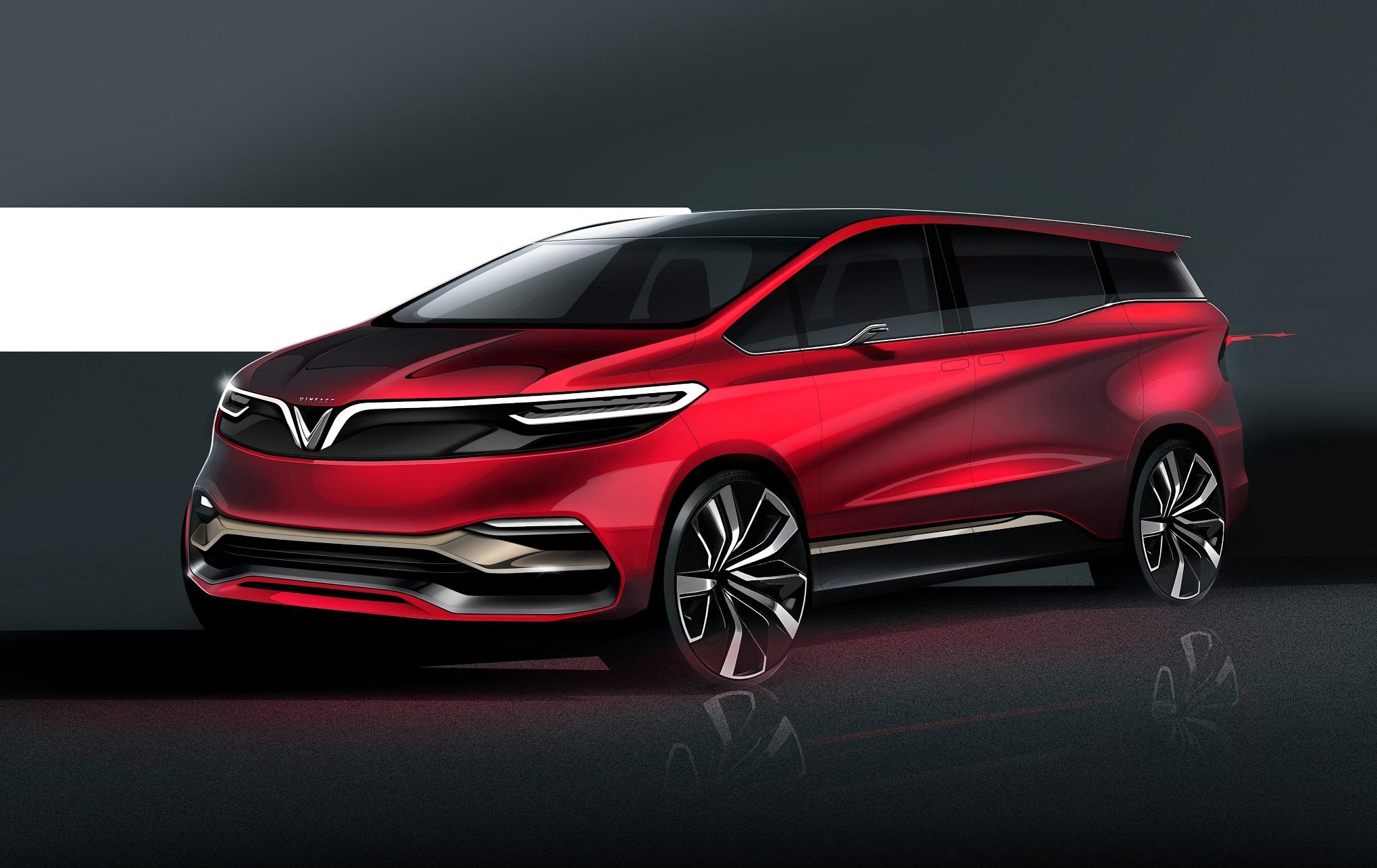 Bình chọn 7 mẫu thiết kế ô tô VinFast thuộc dòng Premium 1