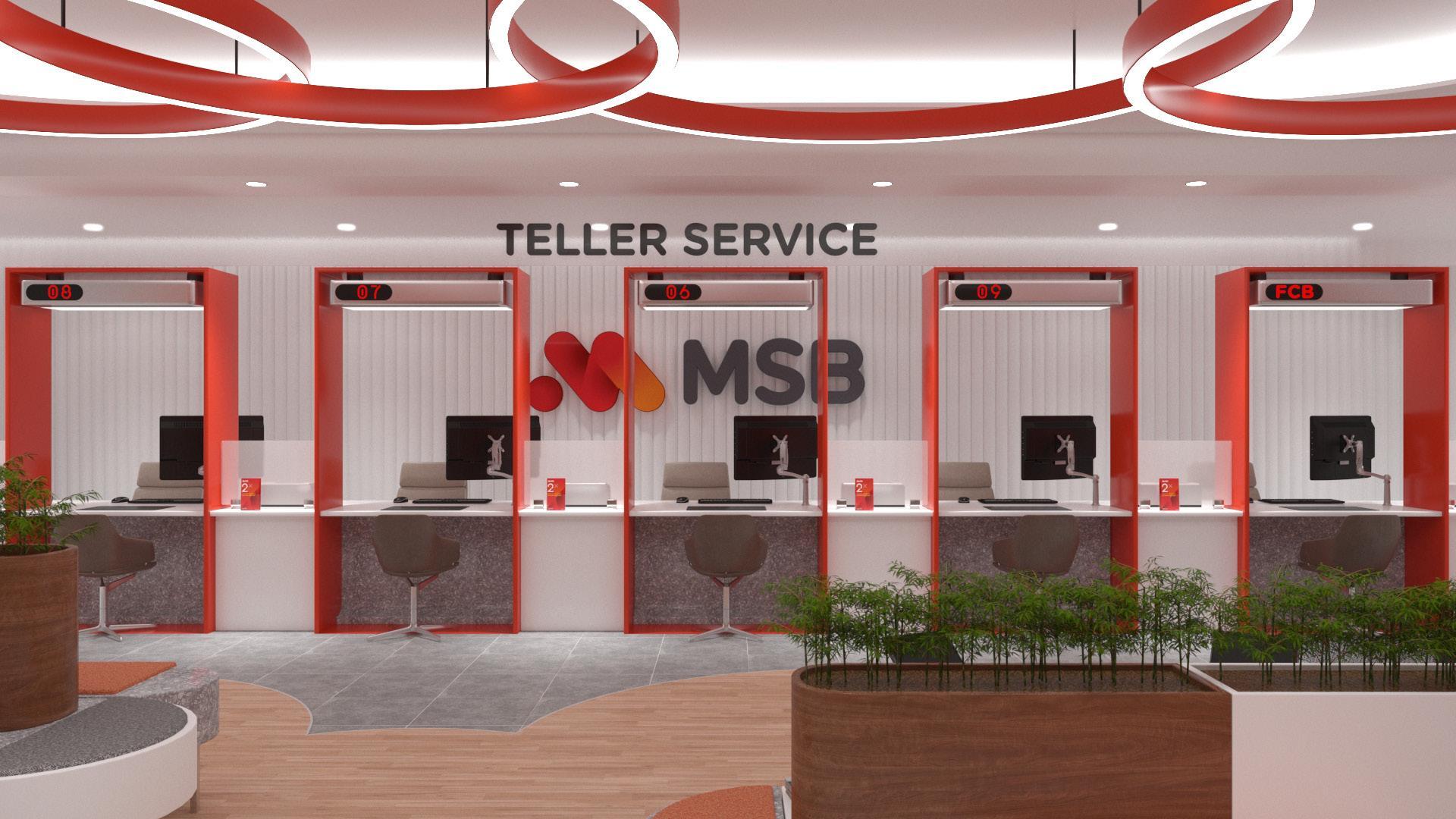 Ngày 14/1, Maritime Bank sẽ ra mắt thương hiệu mới 1