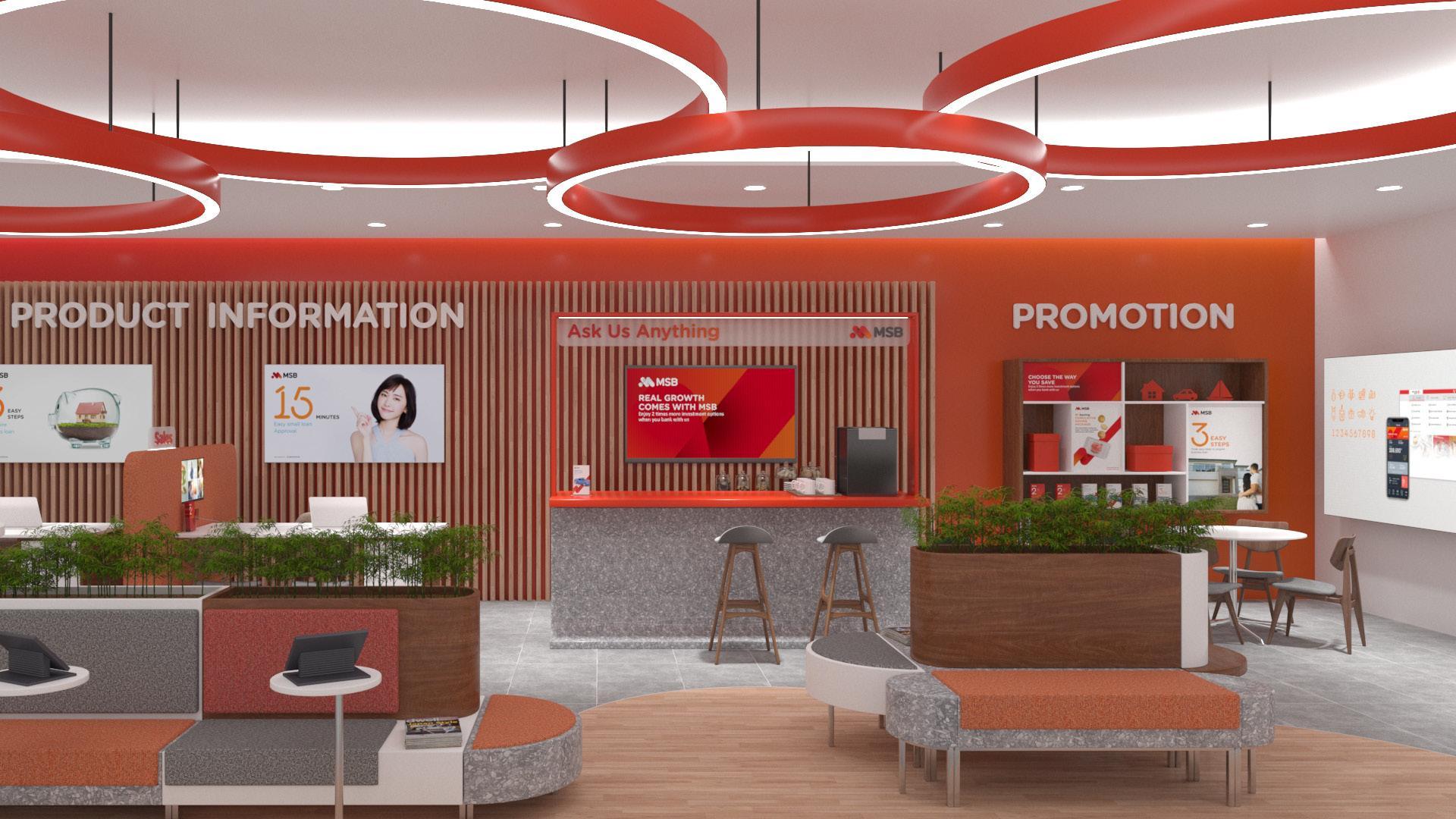 Ngày 14/1, Maritime Bank sẽ ra mắt thương hiệu mới 2