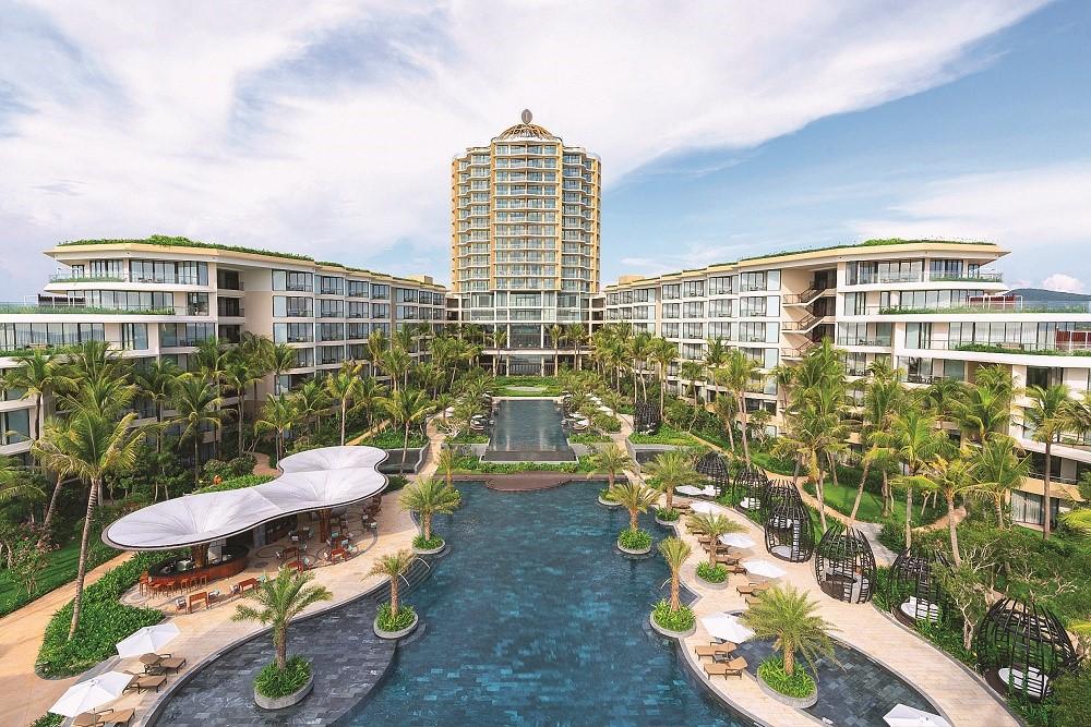 BIM Group ra mắt khu nghỉ dưỡng thượng lưu InterContinental Phu Quoc Long Beach Resort 1