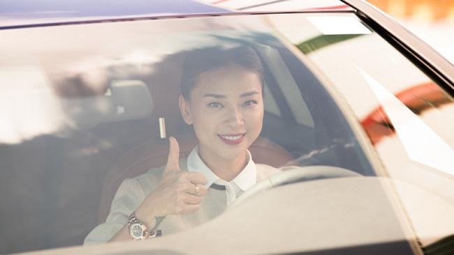 Đả nữ Ngô Thanh Vân làm đại sứ thương hiệu cho ô tô VinFast 5