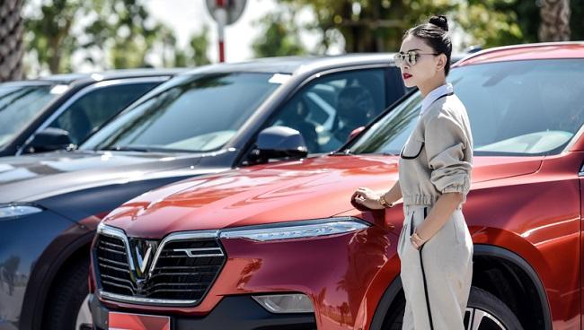 VinFast chọn Ngô Thanh Vân làm đại sứ thương hiệu 2