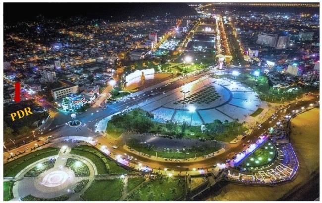 Phát Đạt trúng đấu giá 'đất vàng' Ngô Mây thuộc thành phố Quy Nhơn 1