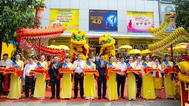 Nam A Bank Long Khánh khai trương tại Đồng Nai 1