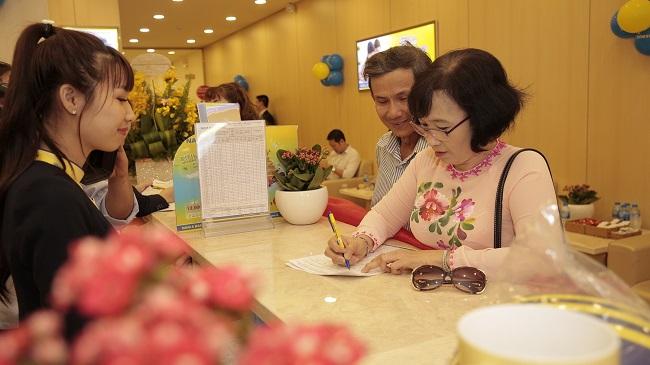 Nam A Bank Long Khánh khai trương tại Đồng Nai 2