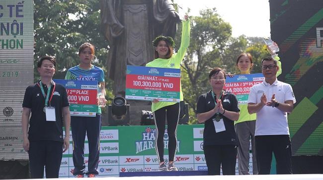 Khám phá di sản Hà Nội trên đường chạy giải VPBank Hanoi Marathon 5
