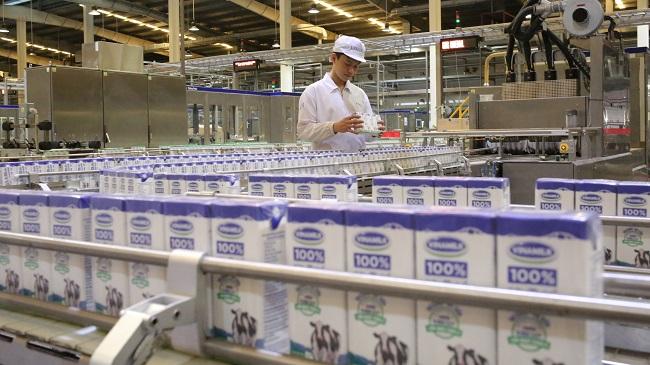 """Siêu nhà máy sữa Vinamilk """"ghi điểm"""" với đoàn công tác của Bộ Nông Nghiệp Mỹ 3"""