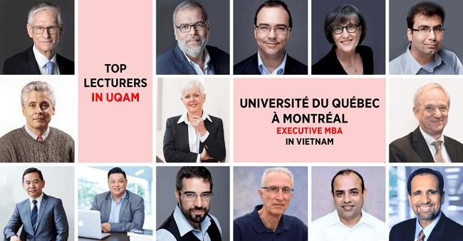 Chương trình học thạc sĩ điều hành cấp cao của Đại học UQAM, Canada 1