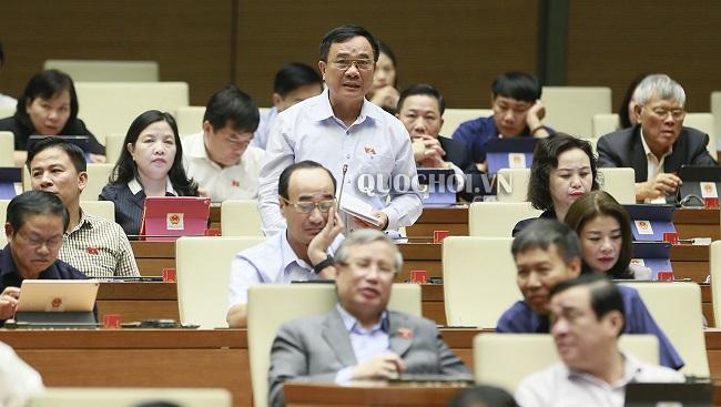 Vấn đề thẩm quyền của Quốc hội với Báo cáo nghiên cứu khả thi sân bay Long Thành