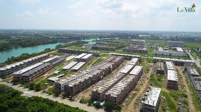 Xuất hiện đại đô thị trên 'đất vàng' TP. Tân An, Long An 1