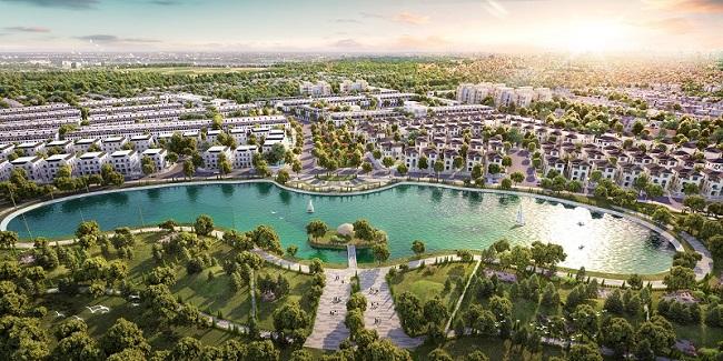 Những điểm nhấn đẳng cấp tại dự án khu đô thị EcoCity Premia 1