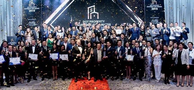 DKRA Vietnam nhận giải 'Nhà phân phối bất động sản tốt nhất Đông Nam Á'