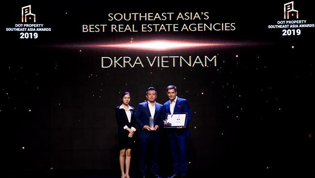 DKRA Vietnam nhận giải 'Nhà phân phối bất động sản tốt nhất Đông Nam Á' 1