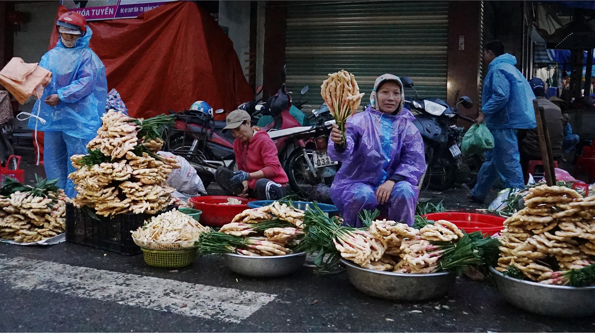 Những góc nhìn hiếm hoi ở Quảng Ngãi