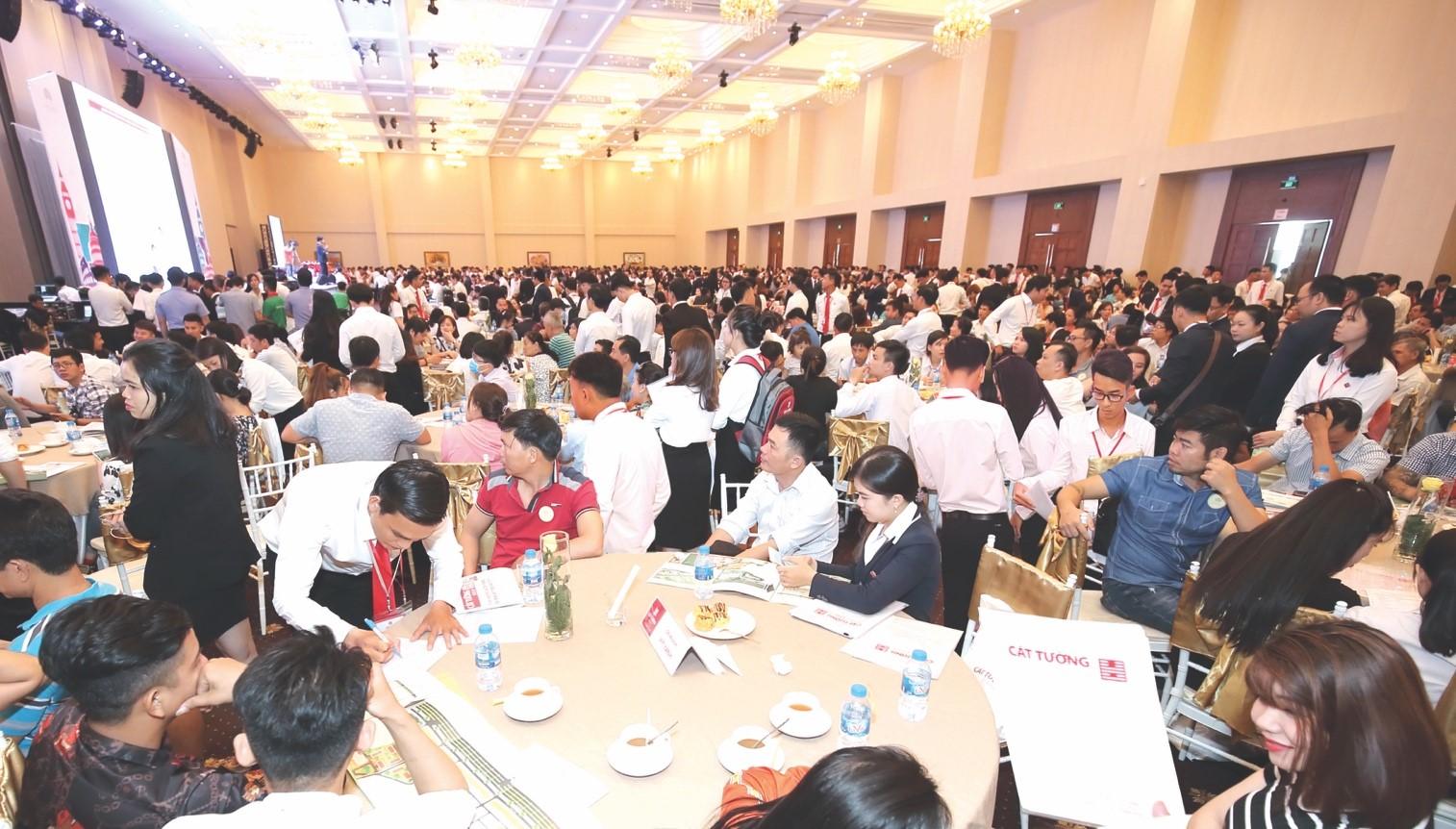 Tập đoàn Địa ốc Cát Tường mở bán đợt 2 dự án Cát Tường Phú Hưng