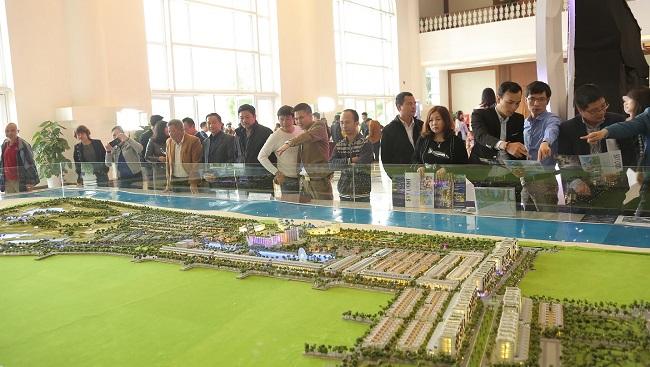 Ra mắt FLC Galaxy Park, địa ốc Sầm Sơn tăng nhiệt