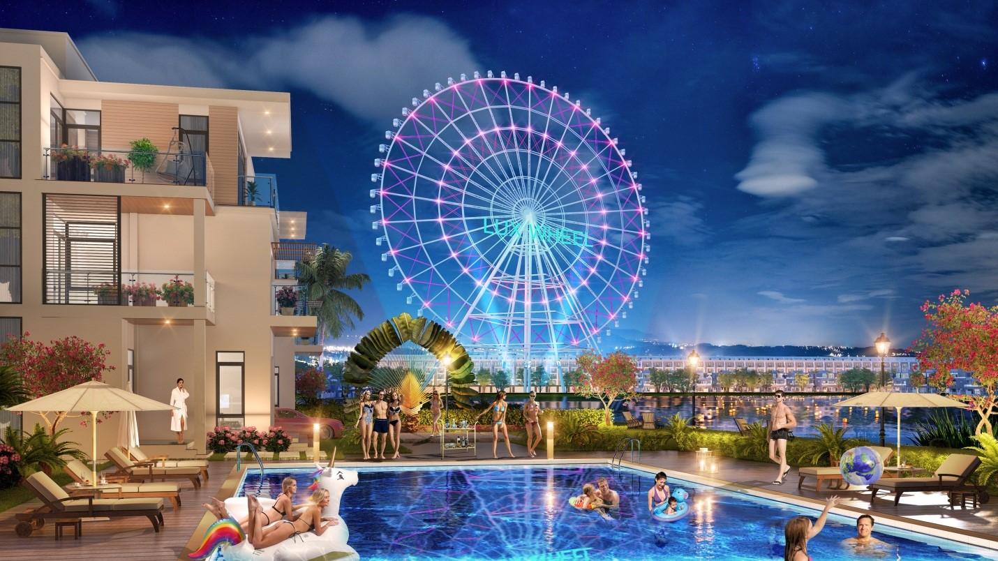 Ra mắt FLC Galaxy Park, địa ốc Sầm Sơn tăng nhiệt 3
