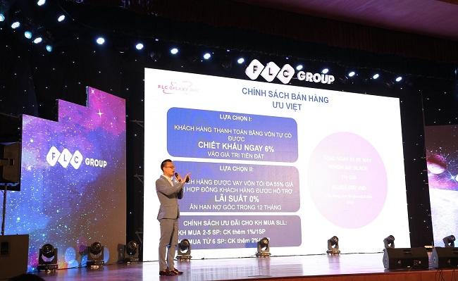 Ra mắt FLC Galaxy Park, địa ốc Sầm Sơn tăng nhiệt 4