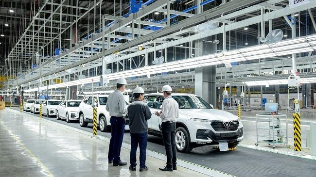 Nhà máy ô tô Vinfast sẽ chính thức đưa vào hoạt động từ tháng 6/2019 1