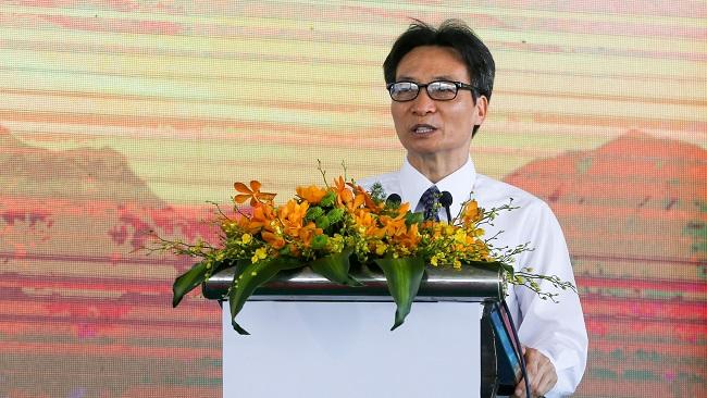 Khánh thành cụm nhà máy điện mặt trời lớn nhất Đông Nam Á