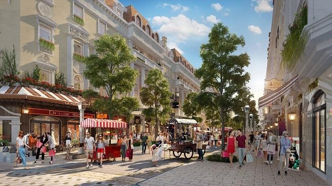 Tiến độ thần tốc, phố thương mại sầm uất tại Bãi Cháy giúp nhà đầu tư lãi lớn 8