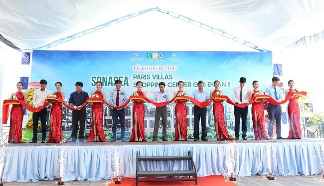 Tập đoàn CEO khai trương cùng lúc hai dự án Sonasea tại Phú Quốc