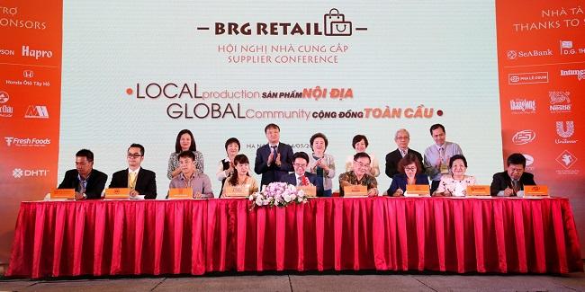Chiến lược mua tập trung và chính sách hợp tác với nhà cung cấp của Tập đoàn BRG