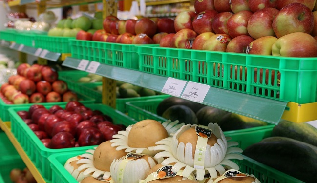 Bán hàng ngàn tấn trái cây nhờ những điểm 'không giống ai' của Bách hóa Xanh 1