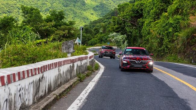6.000 km hành trình chạy thử xuyên Việt của xe VinFast 3