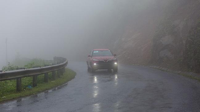 6.000 km hành trình chạy thử xuyên Việt của xe VinFast 5