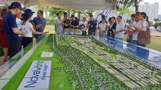 Mô hình bất động sản nào thu hút khách nhất tại Novaland Expo 2019?