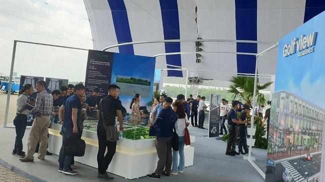 Mô hình bất động sản nào thu hút khách nhất tại Novaland Expo 2019? 4