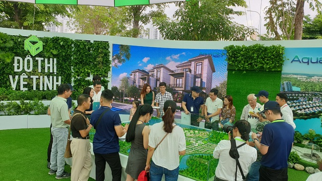 Mô hình bất động sản nào thu hút khách nhất tại Novaland Expo 2019? 5