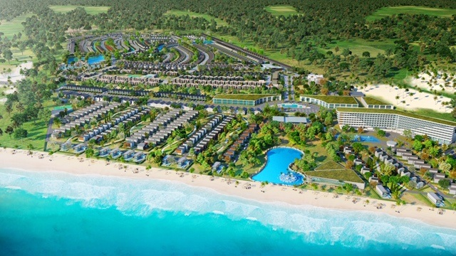 Bất động sản du lịch nghỉ dưỡng Hồ Tràm nhiều tiềm năng bứt phá