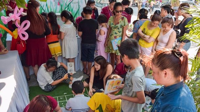 Hàng trăm học bổng hè dành cho con em cán bộ nhân viên Phuc Khang Corp 1