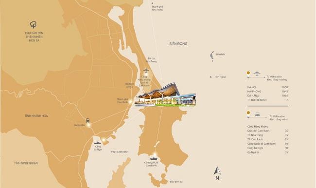 Hạ tầng Bãi Dài Cam Ranh kích cầu du lịch và bất động sản nghỉ dưỡng